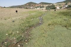 habitat near Khenifra (Morocco)